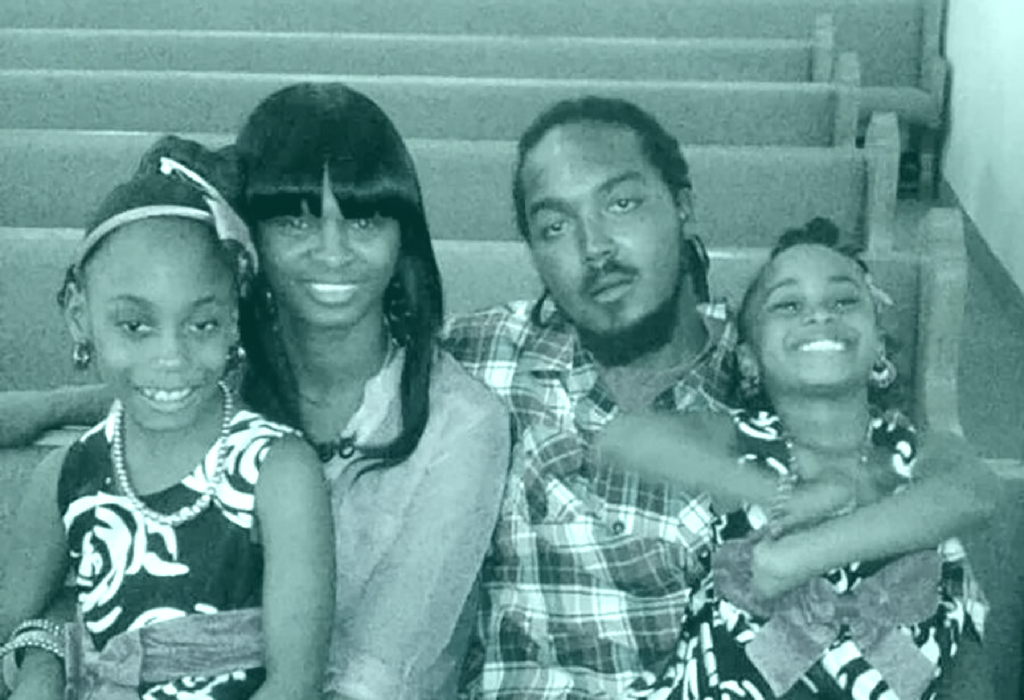 Gregory Vaughn Hill Jr. and Family