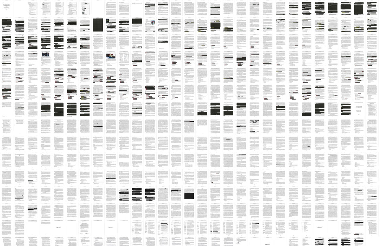mueller report redacted 2