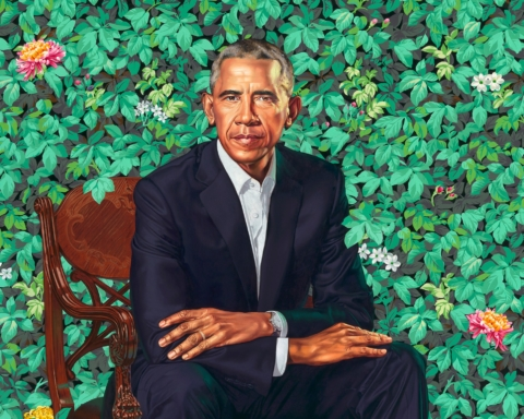 Cunningham-Obama-Kehinde-Wiley